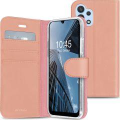 Accezz Wallet Softcase Booktype Samsung Galaxy A32 (4G) - Rosé Goud