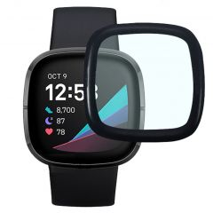 iMoshion 3 Pack Screenprotector Fitbit Versa 3