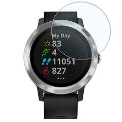 iMoshion 3 Pack Glass Screenprotector Garmin Vivoactive 3