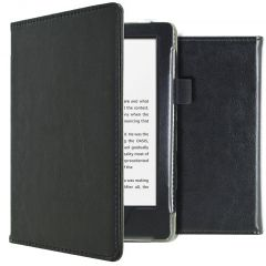 iMoshion Vegan Leather Booktype Amazon Kindle 10 - Zwart