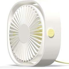 iMoshion USB Bureau Ventilator - Wit