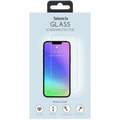 Selencia Gehard Glas Screenprotector iPhone 13 Mini