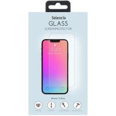 Selencia Gehard Glas Screenprotector iPhone 13 / 13 Pro