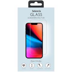 Selencia Gehard Glas Screenprotector iPhone 13 Pro Max