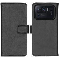 iMoshion Luxe Booktype Xiaomi Mi 11 Ultra - Zwart