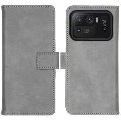 iMoshion Luxe Booktype Xiaomi Mi 11 Ultra - Grijs