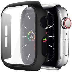 iMoshion Hardcase + Screenprotector Apple Watch Serie 1-3 42 mm