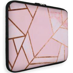 iMoshion Universele Design Sleeve 13 inch - Pink Graphic