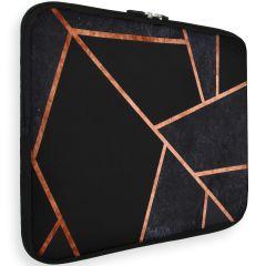 iMoshion Universele Design Sleeve 13 inch - Black Graphic
