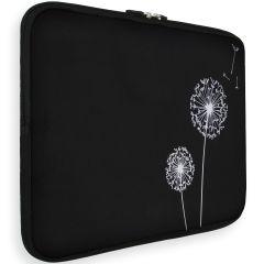 iMoshion Universele Design Sleeve 13 inch - Dandelion