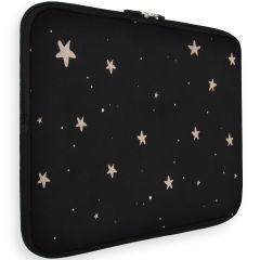 iMoshion Universele Design Sleeve 15 inch - Stars Gold
