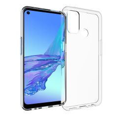 Accezz Clear Backcover Oppo A53 / A53s - Transparant