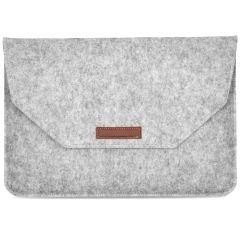 iMoshion Vilten Soft Sleeve 15 inch - Grijs