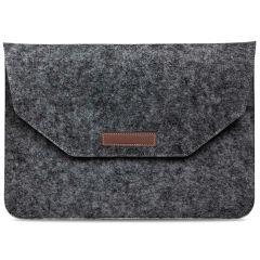 iMoshion Vilten Soft Sleeve 15 inch - Donkergrijs