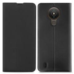 iMoshion Slim Folio Book Case Nokia 1.4 - Zwart