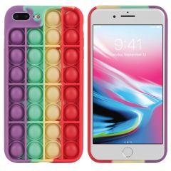 iMoshion Pop It Fidget Toy - Pop It hoesje iPhone 8 Plus / 7 Plus