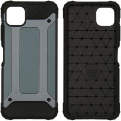 iMoshion Rugged Xtreme Backcover Samsung Galaxy A22 (5G) - Donkerblauw