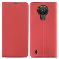 iMoshion Slim Folio Book Case Nokia 1.4 - Rood