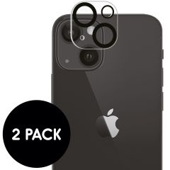 iMoshion Camera Protector Glas 2 Pack iPhone 13