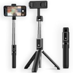 iMoshion 2 in 1 Bluetooth Selfie Stick + Tripod