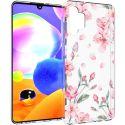 iMoshion Design hoesje Samsung Galaxy A32 (5G) - Bloem - Roze